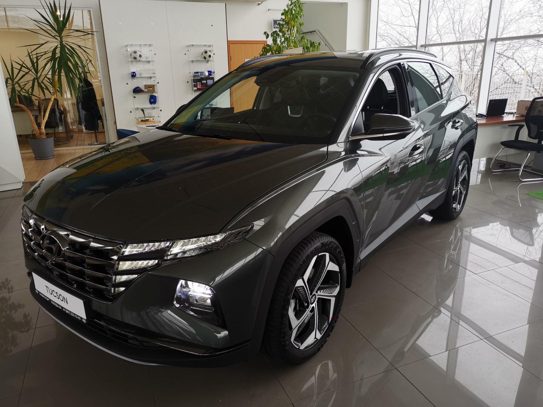 Hyundai TUCSON Запорожье